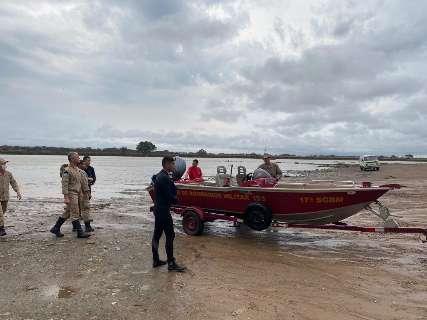 Corpo de uma das 7 pessoas desaparecidas no Rio Paraguai é encontrado