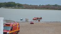 Chalana vira e 7 pessoas desaparecem no Rio Paraguai