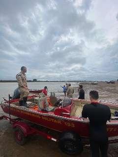 Seis corpos são encontrados no Rio Paraguai após naufrágio