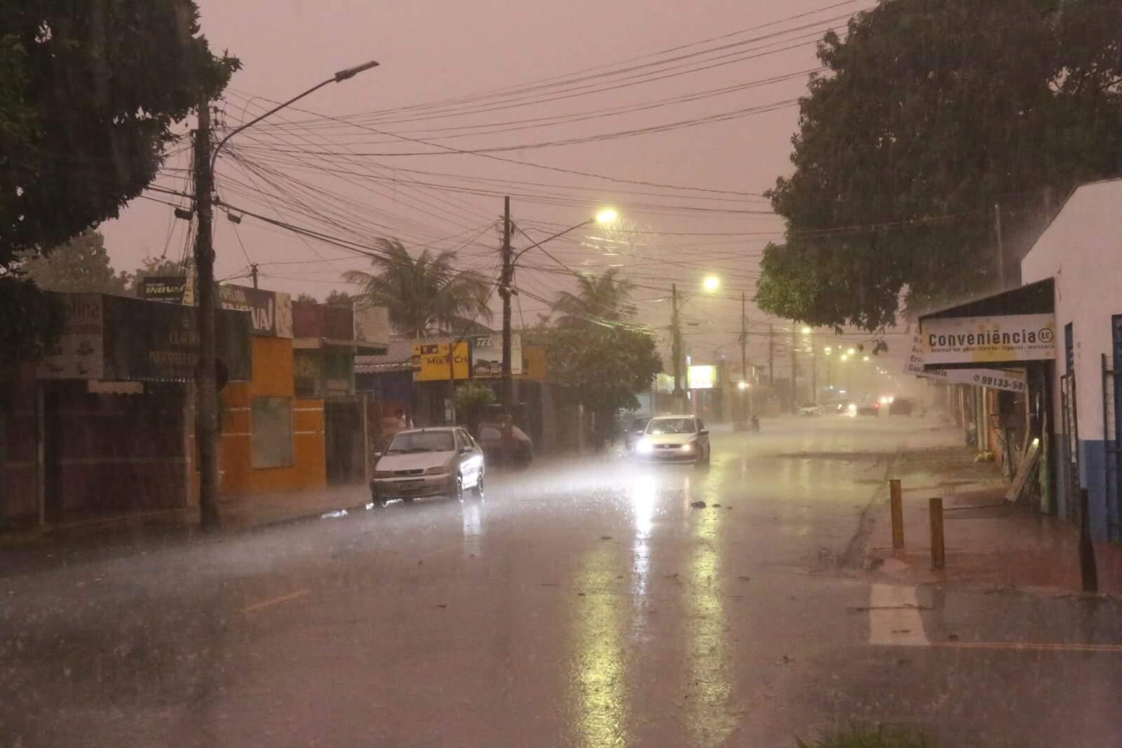 Em três dias, Mato Grosso do Sul registra 1,4 milhão de raios