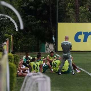 Rodada do Brasileirão tem Palmeiras x Internacional e mais seis partidas hoje