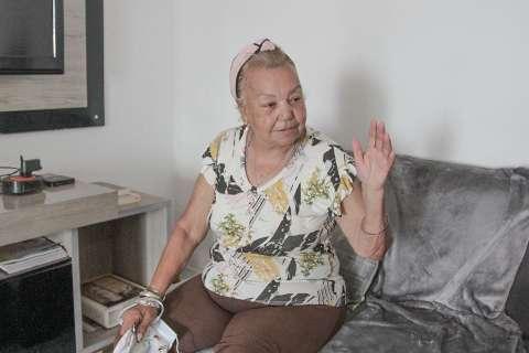 Encontramos Dona Yolanda! E ela até achou divertido virar meme no vento