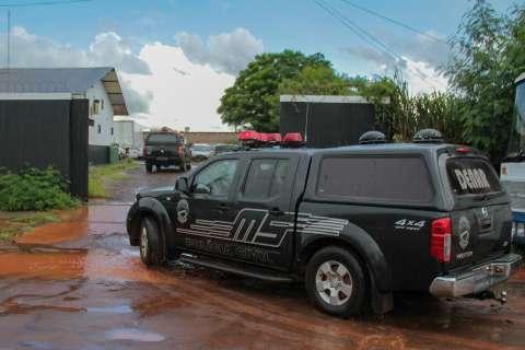 Polícia deflagra operação contra tráfico e lavagem de dinheiro