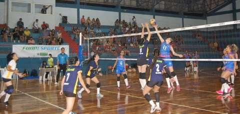 Guanandizão recebe jogos da Liga MS de Vôlei a partir de amanhã