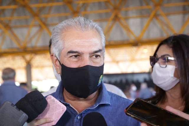 """""""Pouco muda se Petrobras não se mexer"""", diz Reinaldo sobre ICMS da gasolina"""