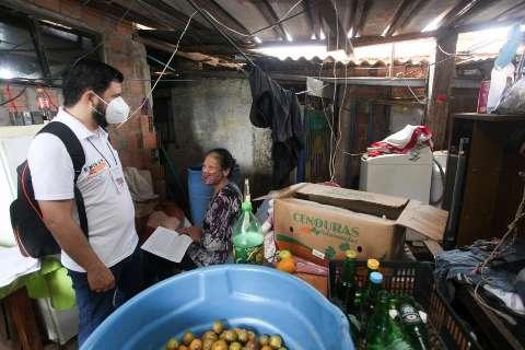 Fiocruz e Saúde pesquisam como população de bairro na Capital se cuida da covid