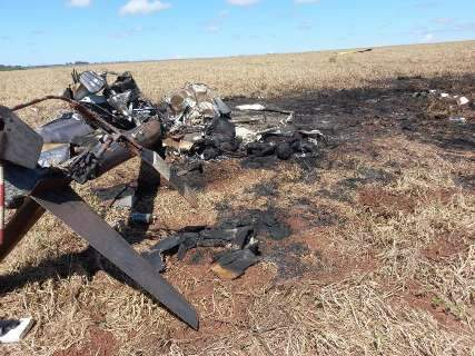 Polícia descarta que helicóptero tenha sido derrubado a tiros