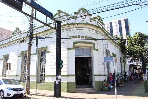 Morada dos Baís é nova sede da Casa do Artesão