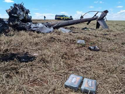 Helicóptero voava baixo para evitar radares e pode ter sido abatido a tiros