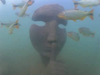 As imagens são incríveis: passeie pelo Museu Subaquático de Bonito