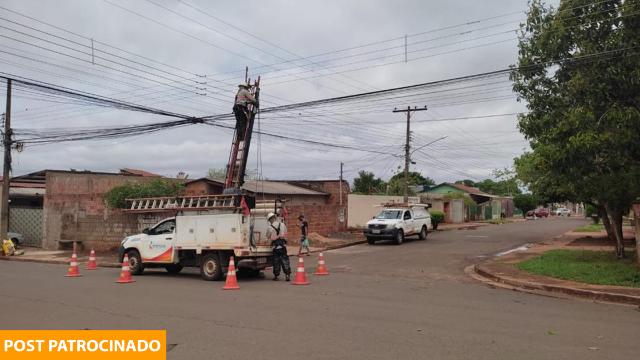 Tempestade em Mato Grosso do Sul reforça o valioso trabalho dos eletricistas