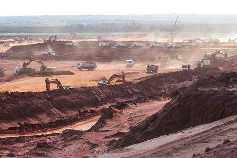 Fábrica de Ribas vai exportar energia capaz de abastecer duas Campo Grande