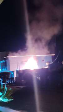 Explosão de gás em pizzaria causa tremor e assusta moradores na fronteira