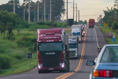 Mesmo insatisfeitos, caminhoneiros descartam paralisação em MS