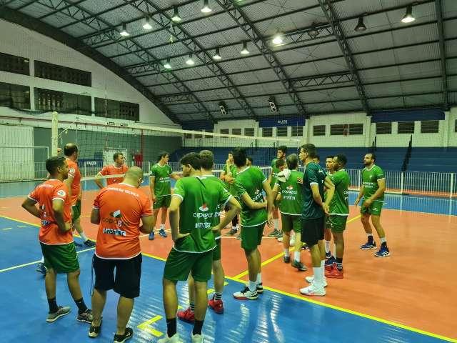 Fim de semana esportivo começa nesta sexta, com retorno do Copagaz às quadras
