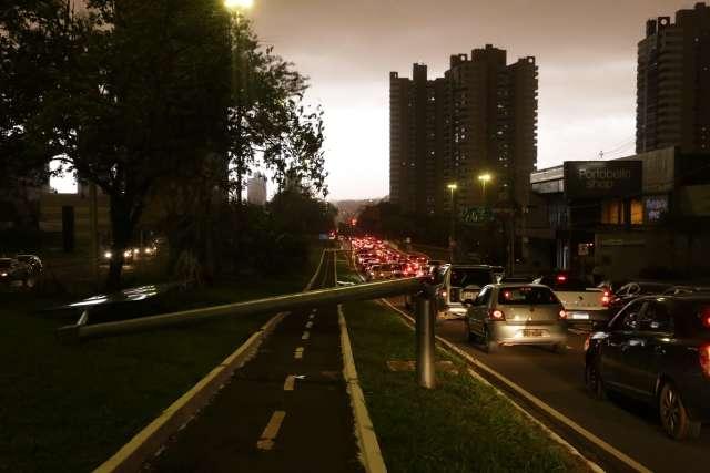 Tempestade chega já no sábado em 58 cidades para 2,3 milhões de habitantes