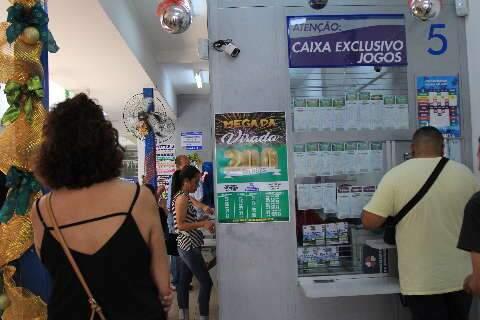 Acumulada, Mega-Sena pode pagar até R$ 26,5 milhões neste sábado