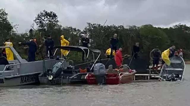 Barco que virou e matou 7 não tinha autorização para transporte turístico