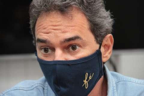 Em evento do PSD, Kassab lança Marquinhos Trad como candidato ao governo de MS