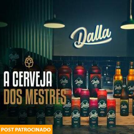 Da terra da Oktoberfest, chope Dalla conquista Mato Grosso do Sul