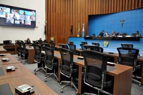 Assembleia aprova prorrogação de prazo para passagem à reserva da PM