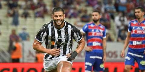Atlético-MG faz 2 a 1 no Fortaleza e vai à final da Copa do Brasil