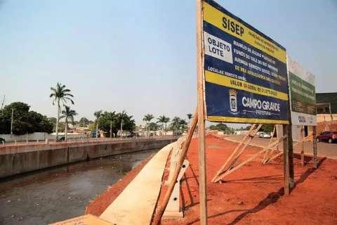 Em Brasília, Marquinhos busca recursos para conclusão de obras no Rio Anhanduí