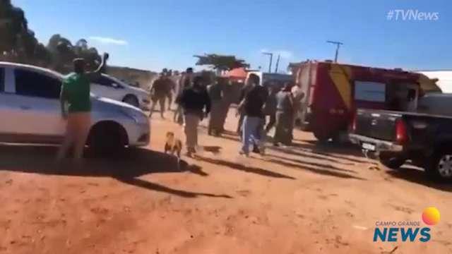 Fim da caçada: Lázaro troca tiros com policiais e acaba morto